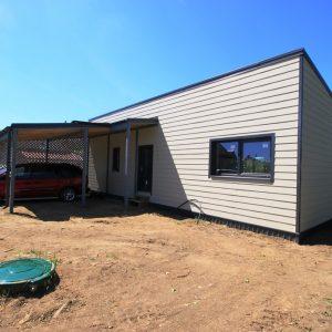 Naujos statybos A klasės namas Mažeikiuose