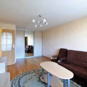 Jaukus,šviesus, erdvus suremontuotas 1 kambario butas